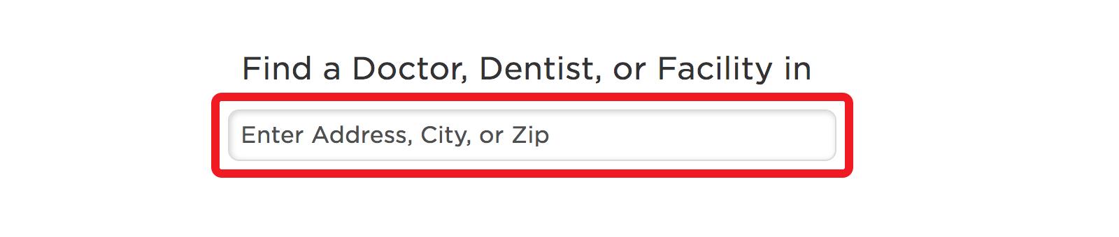 Image result for find a provider