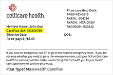 MassHealth CarePlus